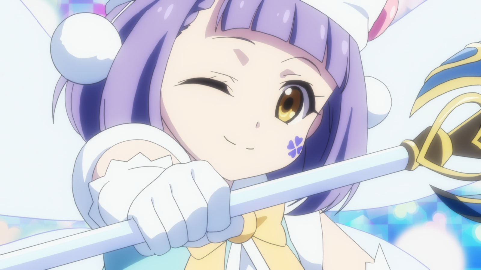 Idol Shoujo Magical Aaya, here to save the day!